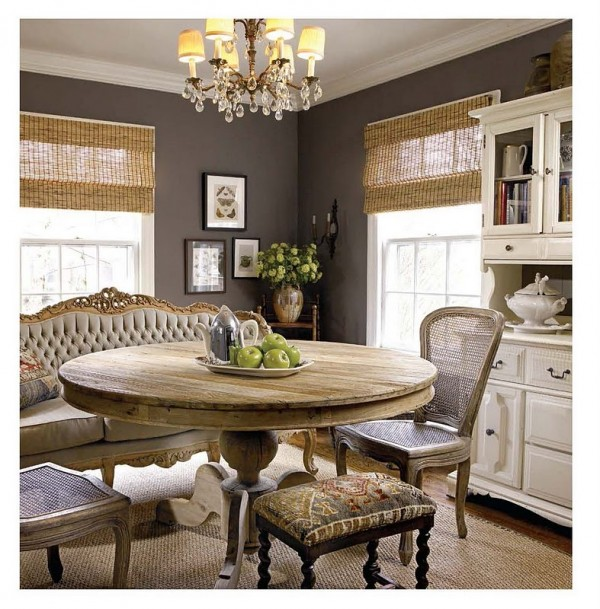 Eclectic Restaurant Decorating: Decorative Plates For Wall: Decorate With Brown Plates