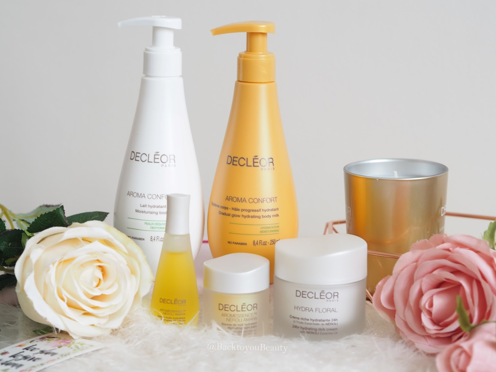 Decleor Spring Skin & Glow Collection - QVCUK March TSV