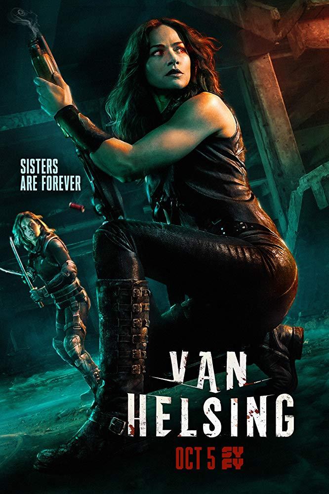 Van Helsing Temporada 3 Ingles Subtitulado 720p
