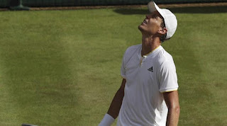 Tomas Berdych out of Wimbledon
