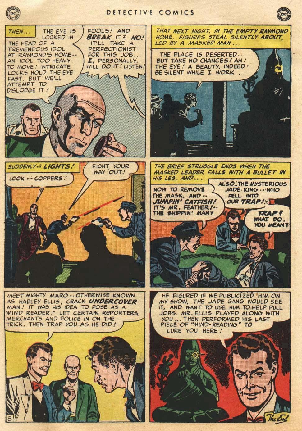 Detective Comics (1937) 155 Page 22