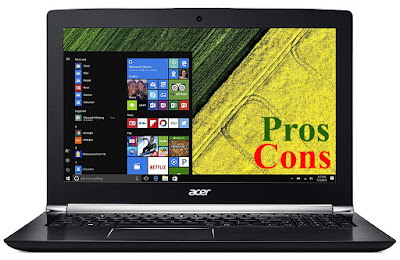 Acer Aspire VN7-593G-73KV Pros Cons