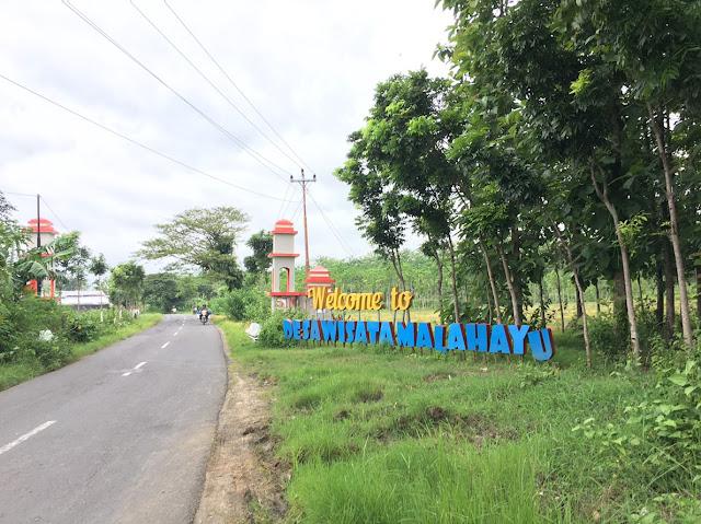 Masuk Desa Wisata Malahyu