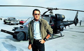 Blue Thunder 1983 helicopter Roy Scheider
