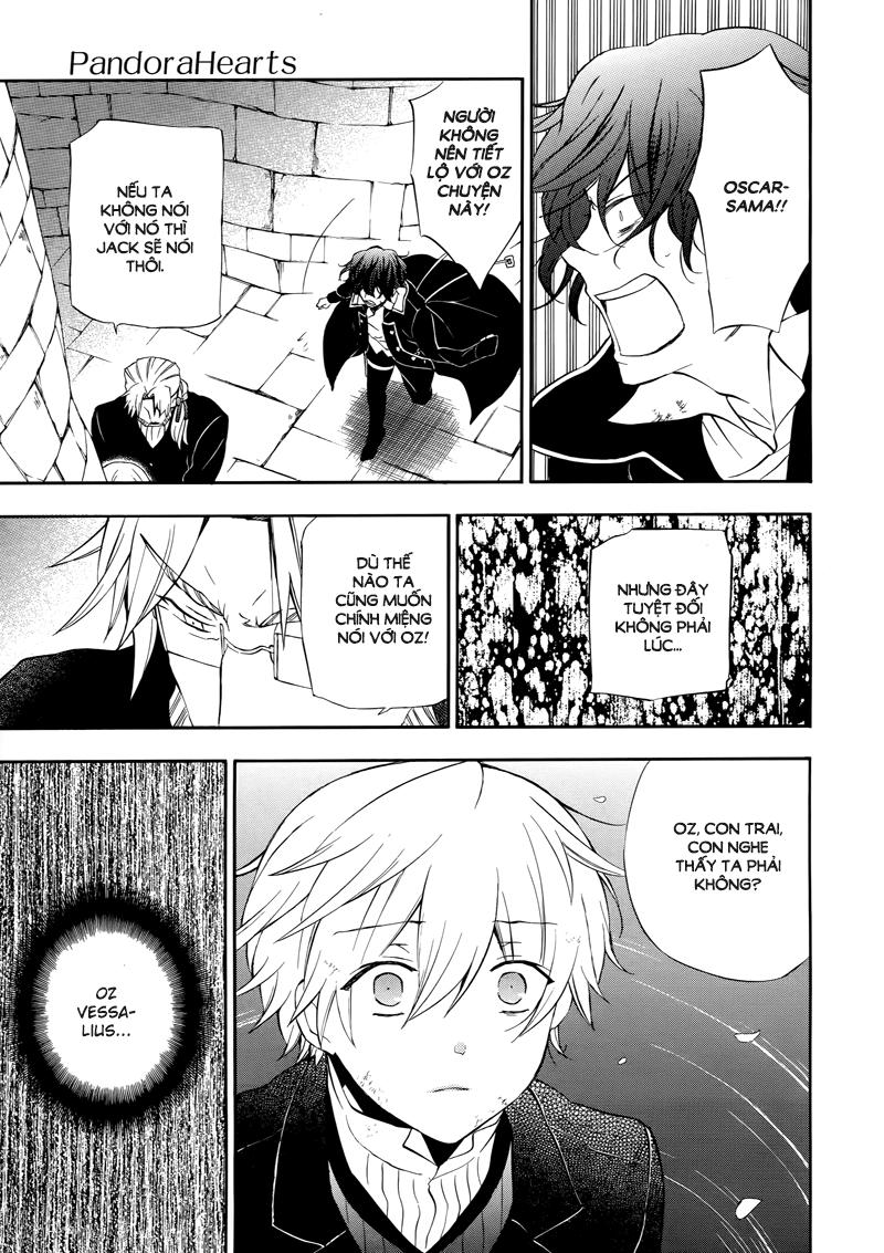 Pandora Hearts chương 082 - retrace: lxxxii wish trang 12