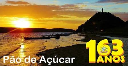 Pão de Açúcar/AL, completa 163 anos de Emancipação Política nesta sexta-feira (3), confira a programação festiva