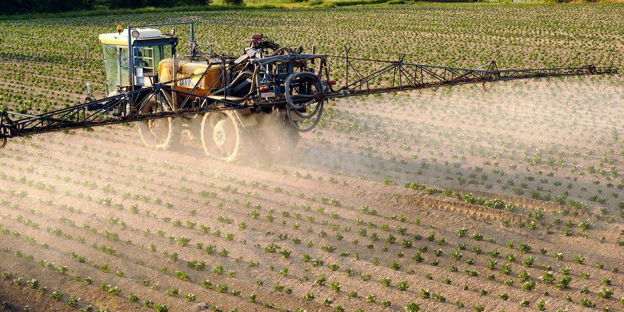 Uso do glifosato na agricultura