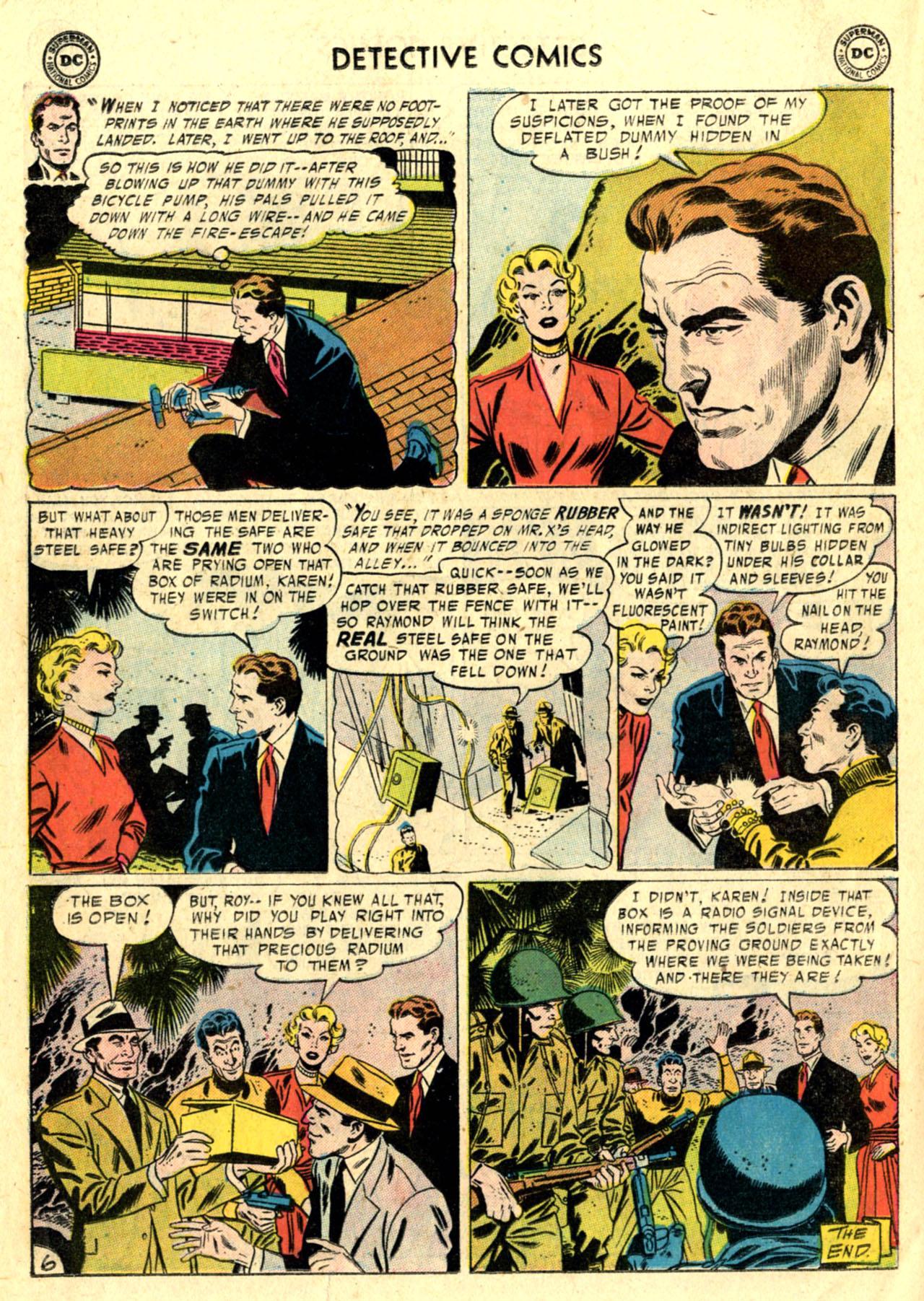 Detective Comics (1937) 234 Page 21