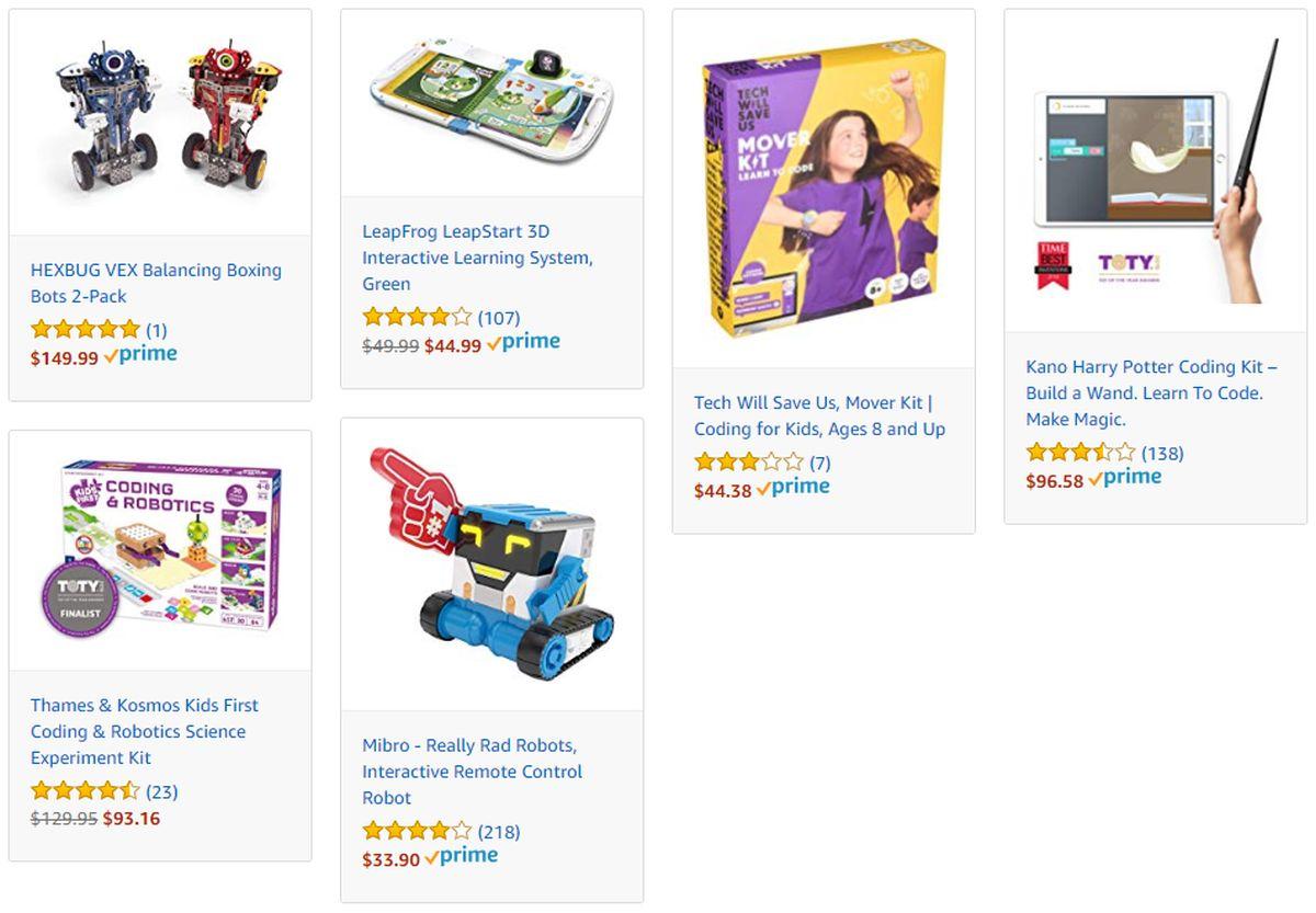Лучшие игрушки для детей 6 лет для мальчиков