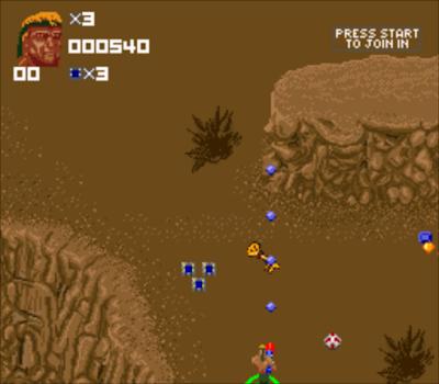 【SFC】絕地大屠殺2:死亡遊戲原版+全武器炸彈子彈生命不減版!