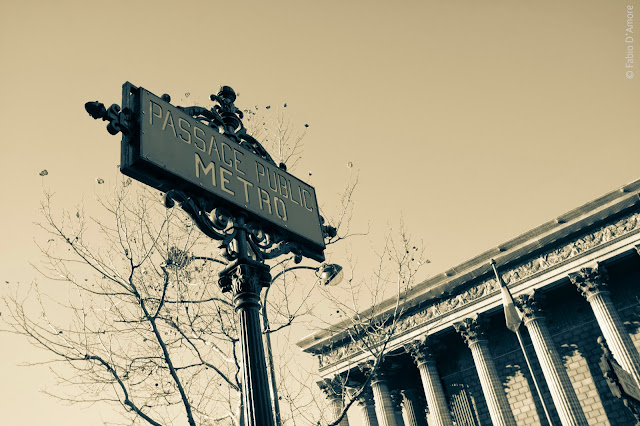 Place de laMadeleine-Parigi