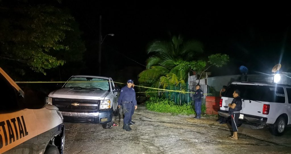 Comando Acribilla A 3 Menores De Edad en Veracruz