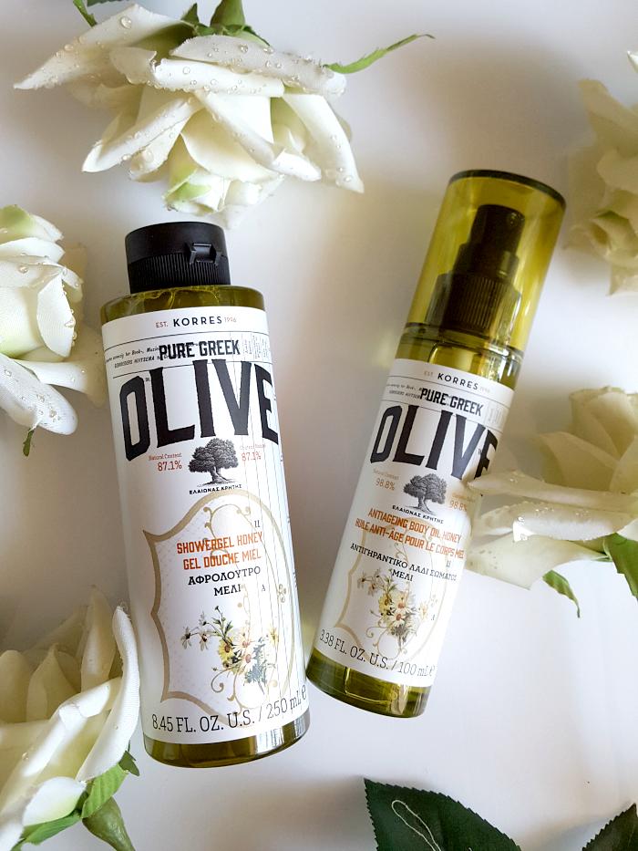 KORRES Pure Greek Olive Honig Reihe