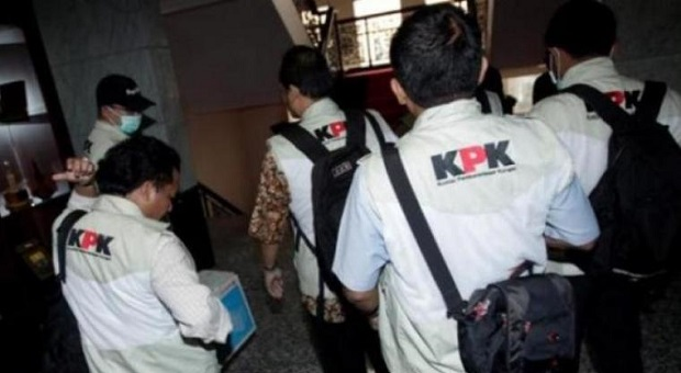 Gelar OTT, KPK Tangkap Hakim Banten