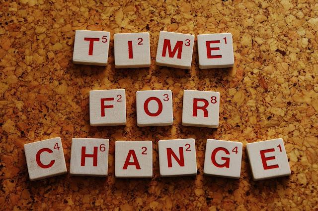 Zrób coś dla siebie. Zmiany nie przyjdą same
