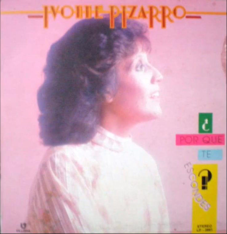 Ivonne Pizarro-¿Porque Te Escondes?-