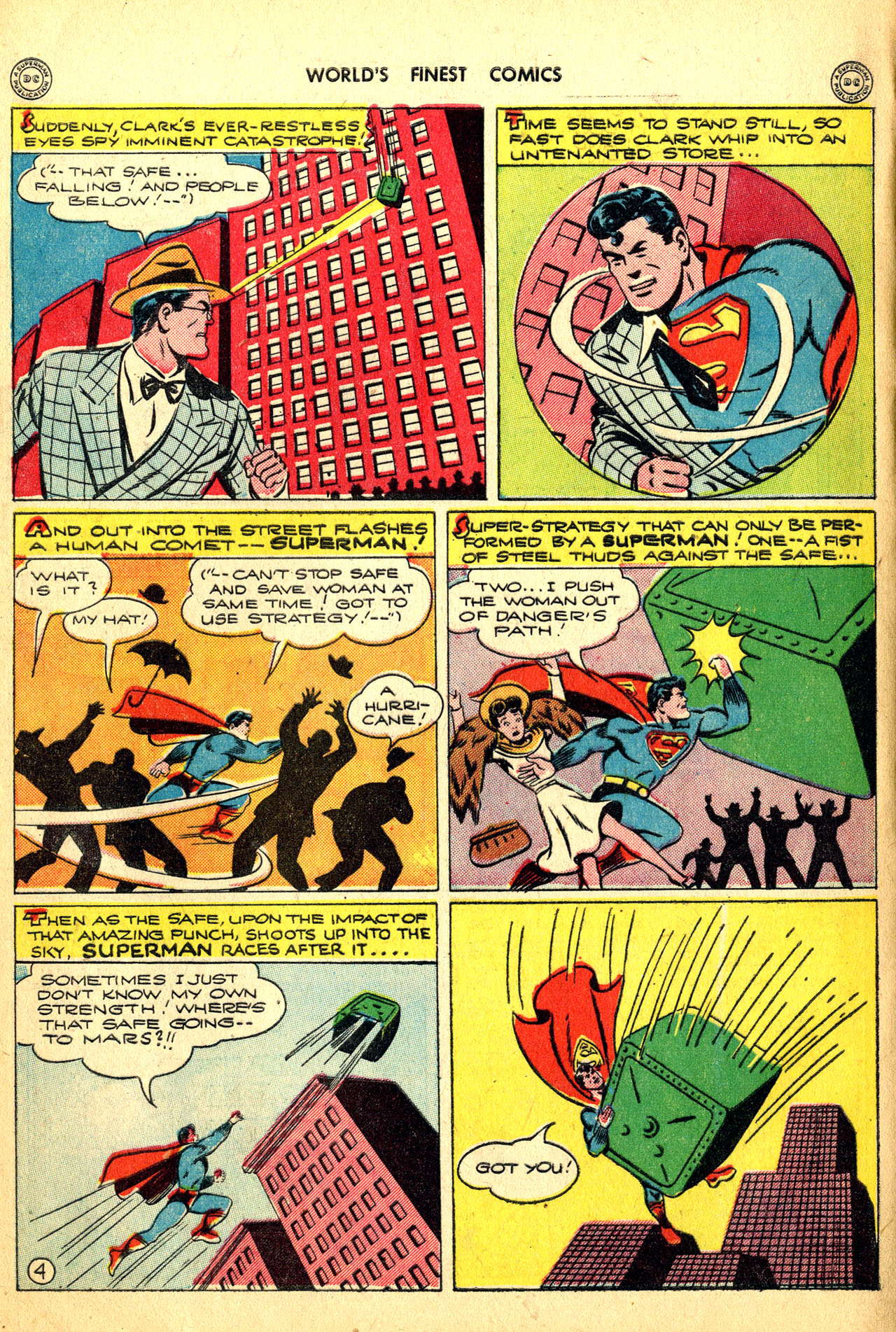 Read online World's Finest Comics comic -  Issue #18 - 6