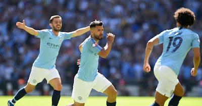 Highlight Chelsea 0-2 Manchester City, Community Shield 2018