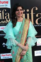 Samantha Ruth Prabhu Looks super cute in a lovely Saree  Exclusive 19.JPG