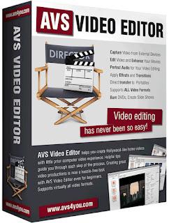 AVS Video Editor 7.2.1.269 Full