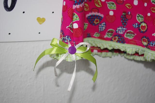 Topas für Mädchen Freebook nähen von Mialuna