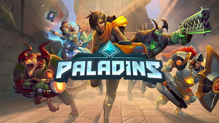 Скачать игру на пк паладинс