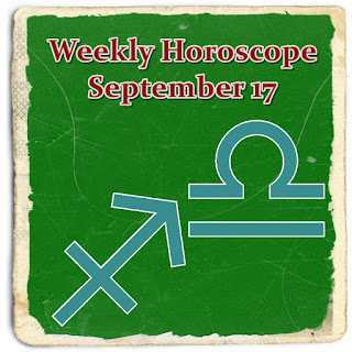 Weekly Horoscope September 17 Libra to Pisces
