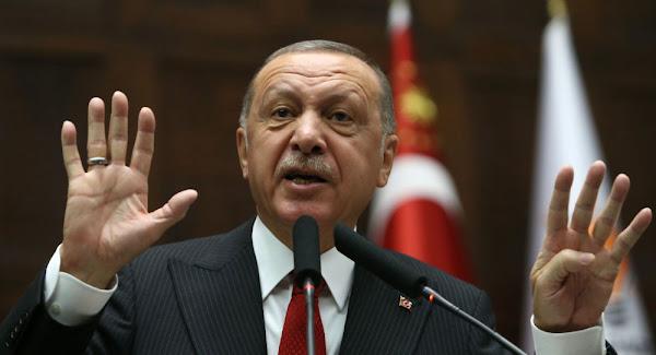 Ερντογάν για τον φερόμενο τζιχαντιστή στα σύνορα Ελλάδας - Τουρκίας: «Δεν είναι δικό μας πρόβλημα»