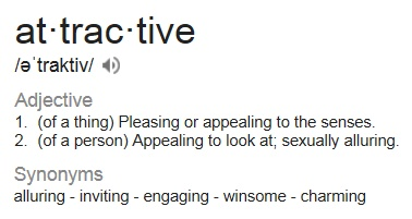 Blaines puzzle blog npr sunday puzzle may 12 2013 on a scale definition of attractive stopboris Gallery