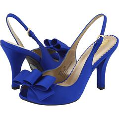A Wedding Addict Royal Blue Wedding Shoes