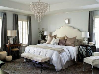Designing Elegant Master Bedroom