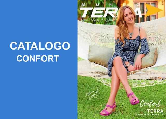 Catalogo MundoTerra zapato confort  2017 | mexico