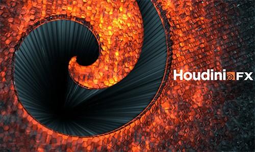 HoudiniFX 17.0.416 تحميل مجانا