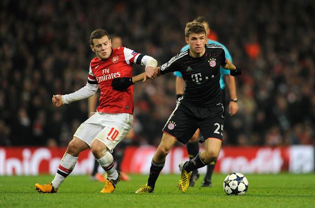 Bayern Munchen vs Arsenal