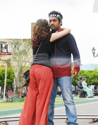 NTR Oosaravelli Movie latest Images