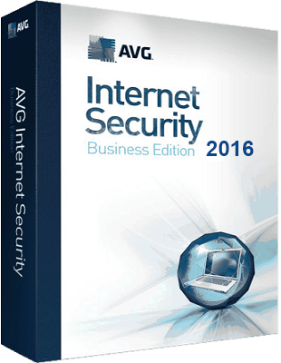 AVG Internet Security Business 2016 16.141.0.7996 poster box cover