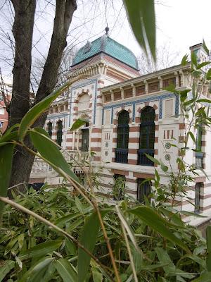 Villa Mauresque, musée Labit, Toulouse, malooka