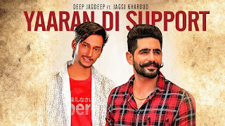 Yaaran Di Support – Deep Jagdeep Video HD Download