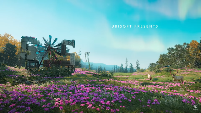 Far Cry New Dawn berpusat setelah post-apocalyptic.