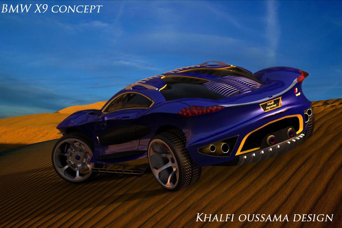 Bmw X9 Auto Car