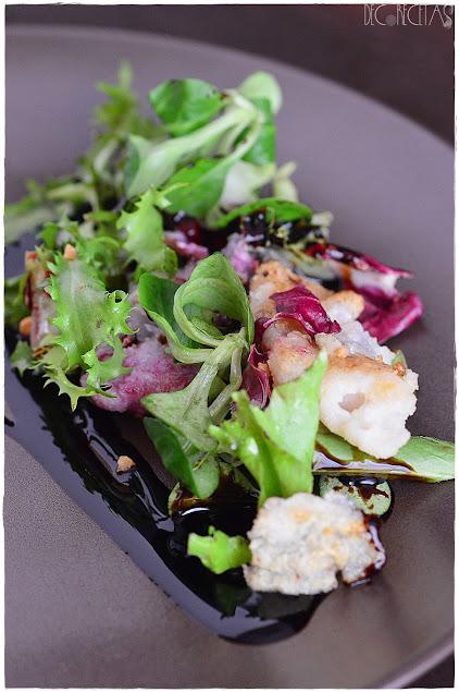 bacalao a la portuguesa esqueixada ensaladas de bacalao