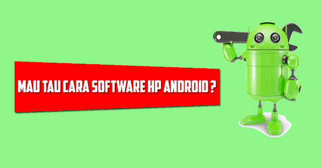 cara software hp android