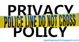 privacy policy ngeblogasyikk