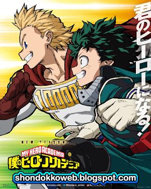 Boku no Hero Academia 4th Season (25/25) Sub Español MEGA