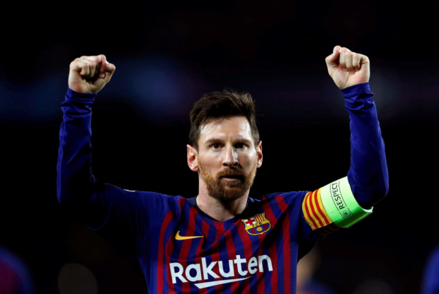 Leading sports scientist Simon Brundish believes Lionel Messi is the best player in the world