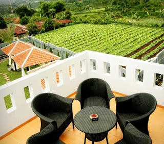 Harga Osmond Villa Resort Lembang Bandung
