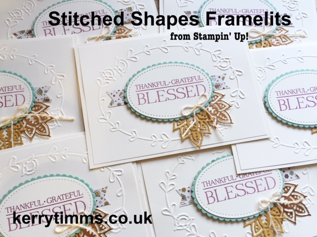 Paisley and Posies Stitched framelits kerry timms stampin up classes gloucester handmade card paper papercraft craft creative crafts handmade autumn hobby invitations