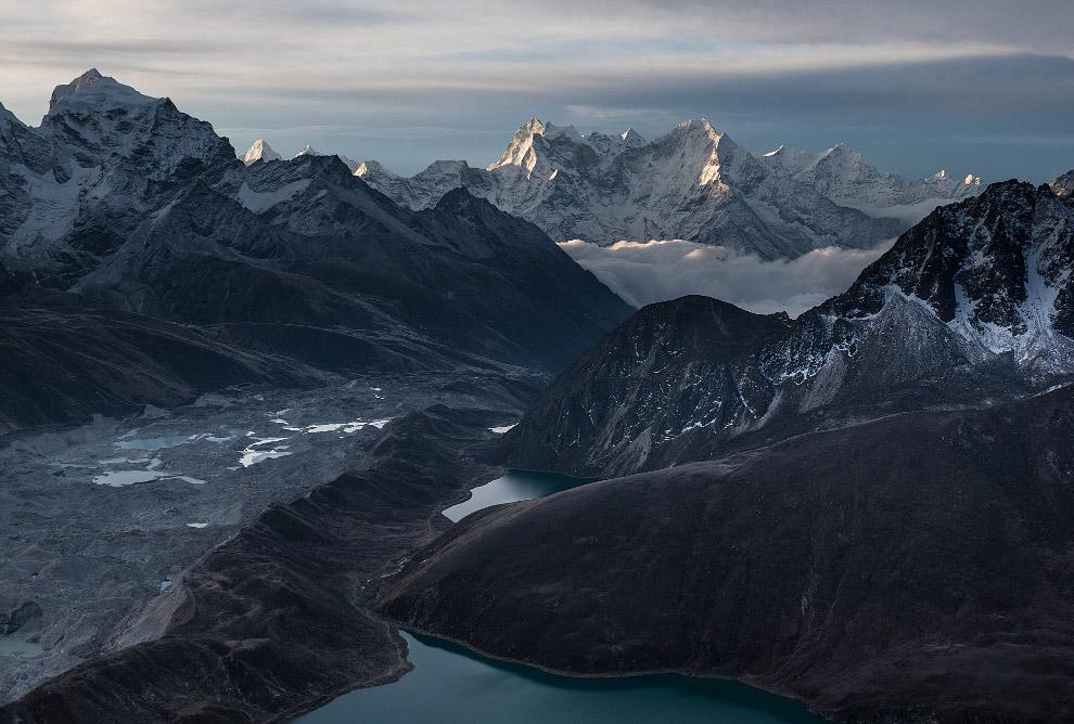 Красивые фото горных пейзажей (9 фото)