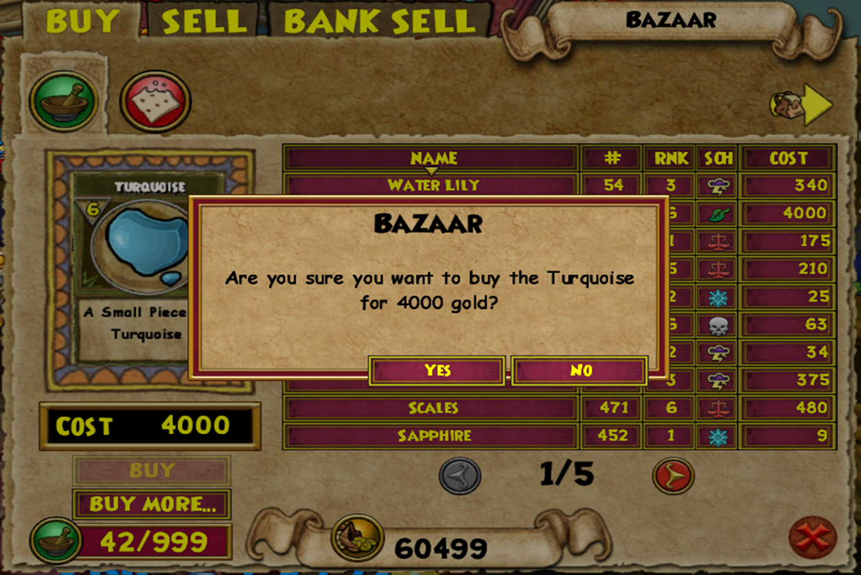 Wizard101 - Wizards Keep: Morgrim and the Mission for Turquoise