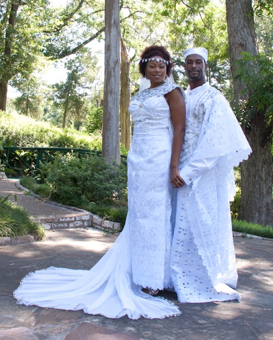 African Wedding Gown: Pictures Of African Wedding Dress